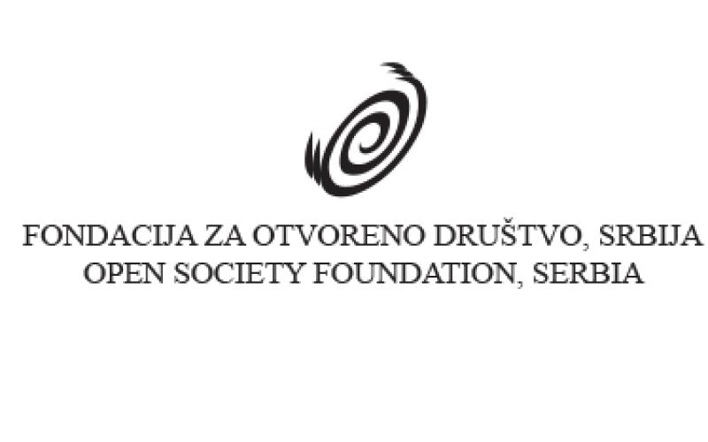 Objavljen konkurs Fondacije za otvoreno za otvoreno društvo, Srbija