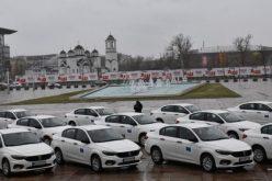 (Srpski) Predstavnici 30 gradova i opština dobili automobile zbog mobilnih timova za inkluziju Roma