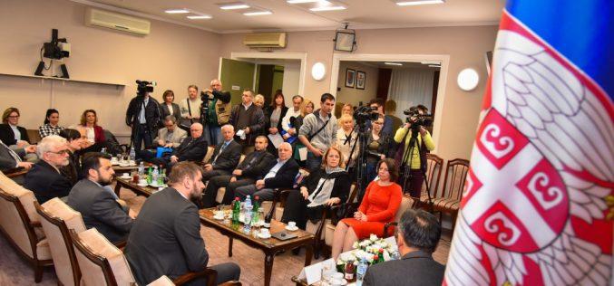 (Srpski) Šezdeset miliona dinara za realizaciju godišnjih aktivnosti nacionalnih saveta za 2019. godinu