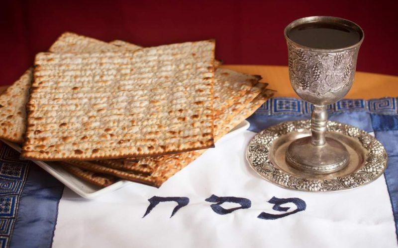 Početak proslave Pashe