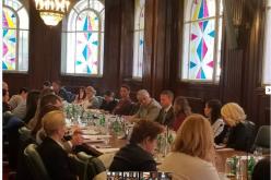 (Srpski) Održana druga sednica Radne grupe NKEU za Poglavlje 23 povodom prvog nacrta revidiranog Akcionog plana za Poglavlje 23