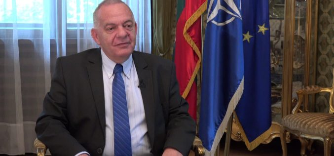(Srpski) Наш интерес е Сърбия да бъде в Европейския съюз