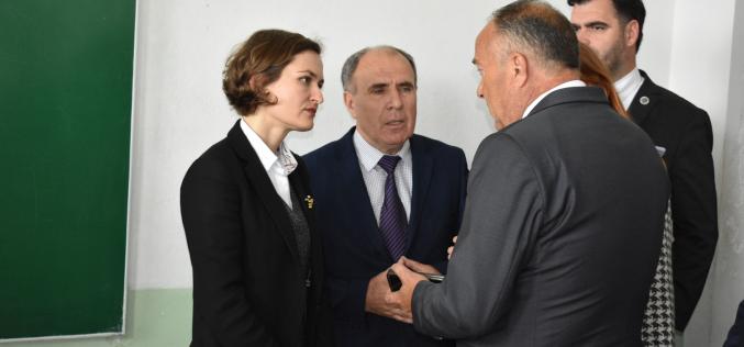(Srpski) Unapredjenje prosvetne saradnje Srbije i Albanije