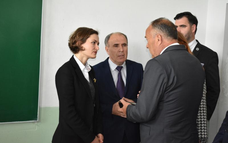 Unapredjenje prosvetne saradnje Srbije i Albanije