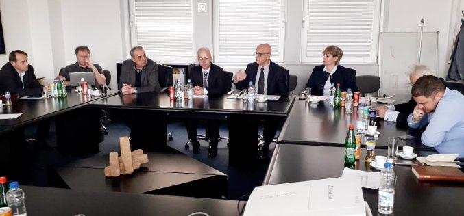 Redakcija na bosanskom na Programskom savjetu RTS-a