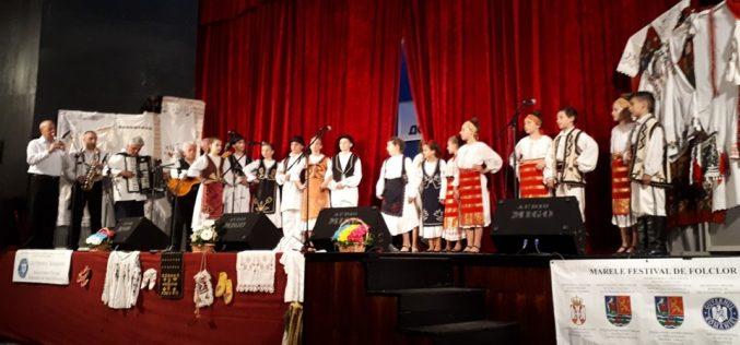 "Više od 800 dece na ""Festivalu rumunskog folklora dece Vojvodine"""