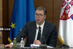 Aleksandar Vučić: Dobili smo pozitivnu ocenu o poštovanju i zaštiti manjinskih prava