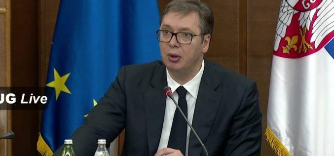 (Srpski) Aleksandar Vučić: Dobili smo pozitivnu ocenu o poštovanju i zaštiti manjinskih prava