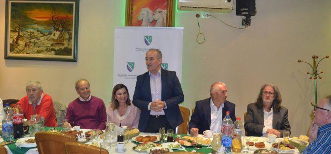 (Srpski) Iftar BNV u Novoj Varoši