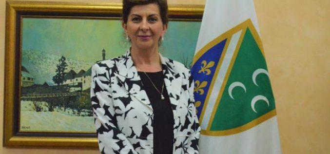 (Srpski) Dr. Jasmina Baltić Curić izabrana za predsjednicu Vijeća