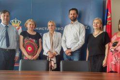 Podrška za uvođenje grčkog jezika u sistem obrazovanja