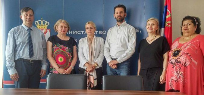 (Srpski) Podrška za uvođenje grčkog jezika u sistem obrazovanja