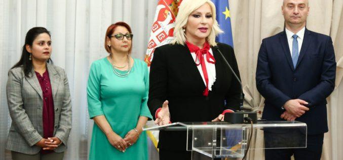 Uključivanje Roma u društvo korak ka boljoj i uspešnijoj Srbiji