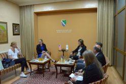 (Srpski) Predstavnici ambasade SAD posjetili Vijeće