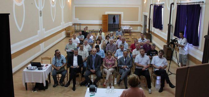(Srpski) Radni susret hrvatskih udruga kulture