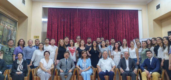 Posjeta predstavnika međunarodne organizacije Türksoy