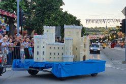 Dvorac Hluboká na Belocrkvanskom karnevalu