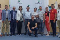 Učesnici Internacionalnog festivala balkanske kulture u posjeti Vijeću