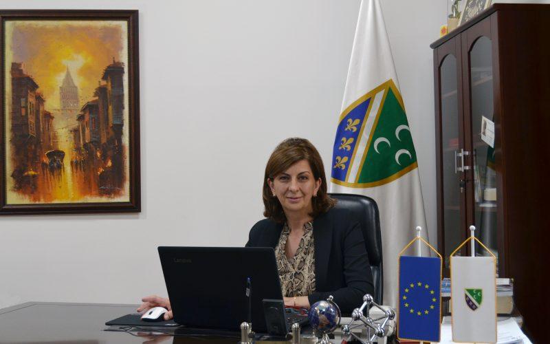 (Srpski) Bajramska čestitka predsjednice Vijeća