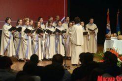 (Srpski) Proslavljen Sveti Ištvan Mađarski