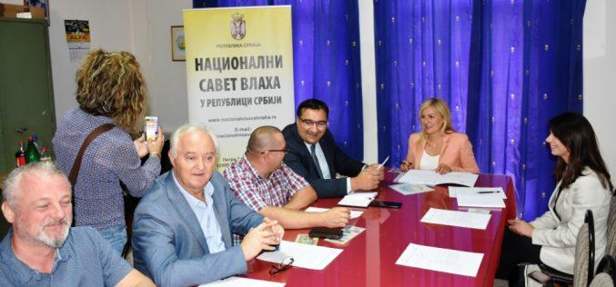 Paunović i Janošević o položaju vlaške nacionalne manjine