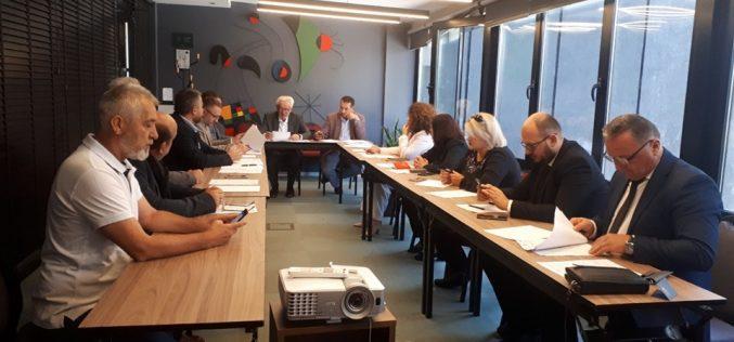 (Srpski) Peta sjednica Ureda za koordinaciju bošnjačkih vijeća