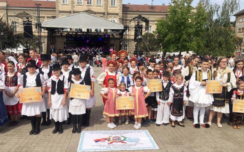 """Međunacionalni festival dečijih KUD-ova """"Smederevo 2019"""""""