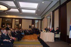 Susret predsednika Češke Miloša Zemana sa sunarodnicima