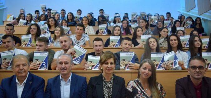 Predsjednica BNV-a čestitala Dan Sandžaka