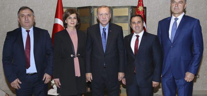 (Srpski) PREDSEDNICA BOŠNJAČKOG NACIONALNOG VIJEĆA UPUTILA PISMO PREDSEDNIKU REPUBLIKE TURSKE