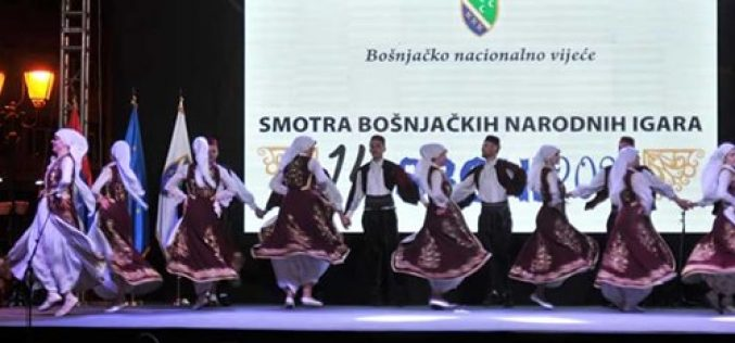 (Srpski) ODRŽANA 14. SMOTRA BOŠNJAČKIH NARODNIH IGARA (SBONI) 2021.