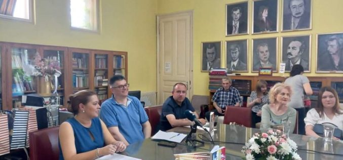 U PANČEVU PREDSTAVLJENA ANTOLOGIJA RUMUNSKOG AFORIZMA NA SRPSKOM