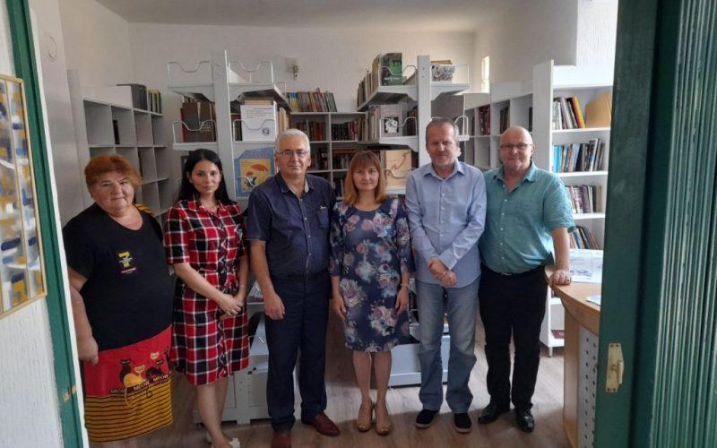 POKRAJINSKI SEKRETAR AP VOJVODINE POSETIO NACIONALNI SAVET RUSKE NACIONALNE MANJINE U PANČEVU